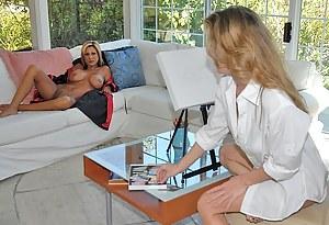 Hot Lesbian Moms Interracial Porn Pictures
