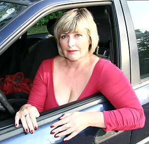 Hot Moms Car Porn Pictures