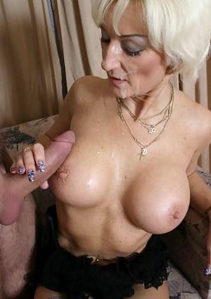 Hot Moms Cumshot Porn Pictures