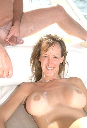 Hot Moms Boat Porn Pictures